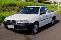VW Saveiro 2002 G3 1.6 AP original a álcool - 2002