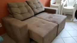 Sofa semi novo 3 lugares