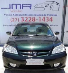 Civic LX 1.7 Automático 2006 - 2006