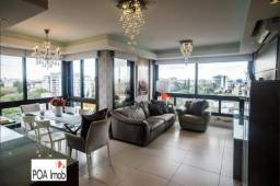 Apartamento com 2 dormitórios para alugar, 80 m² por R$ 3.000,00/mês - Vila Ipiranga - Por