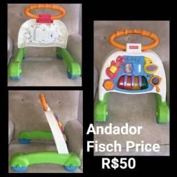 Andador Fischer Price