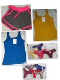 Vendo roupas femininas