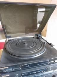 Aparelho de som para colecionador antiguidades