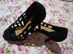 Vendo esse sapato usada apenas duas vezes f1cfbebc466c7