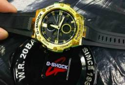G-Shock Steel