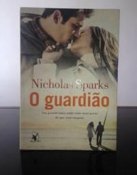 """Romance Nicholas Sparks """"O Guardião"""""""