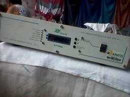 Transmisor para rádio comunitária fm 105.9