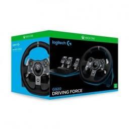 Volante Driving Force G920 para Xbox One / PC - Logitech G 1500 com suporte !