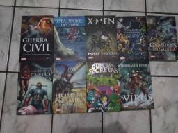 Livros da Marvel - Histórias do Universo Marvel (novos)