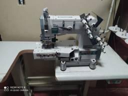 Máquina de costura industrial siruba