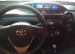 Toyota Etios 1.3 Automatico 2018 No Boleto