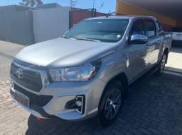 Toyota Hilux Cabine Dupla SRV Diesel
