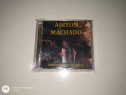 CD do Airton Machado|Lacrado com muitas músicas Gauchescas