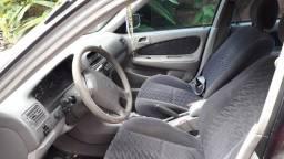 Corolla prata xei 2001 completo automático.