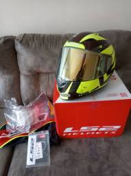 Capacete ls2 Arrow evo carbon