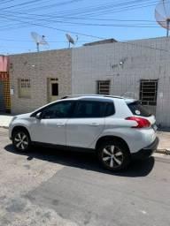 Peugeot 2008 SUV Ano 2016 1.6 Flex Automático