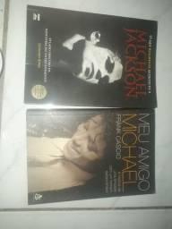 Livros do Michael Jackson