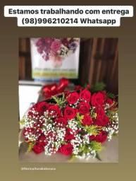Buquê de rosas entregamos na sua residência
