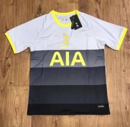 Camisa Tottenham Third 20/21 s/nº Torcedor Nike