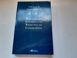 Livro - Nulidade da Sentença e o Princípio da Congruência
