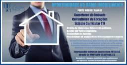 Consultor Imobiliário - Autônomo (Porto Alegre / Canoas)