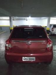 Etios XLS 1.5 Hatch. 2012
