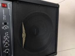 amplificador cubo para contra baixo oneal ocb 600 bass amplifier