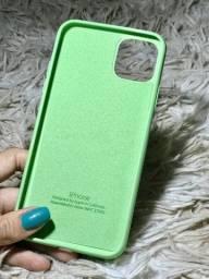 Case Silicone Colorida