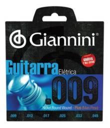 Encordoamento De Guitarra 0.009 Para Repor