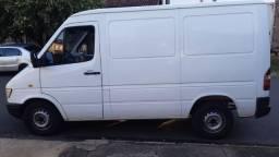 Van Sprinter furgão 312 ano 2001