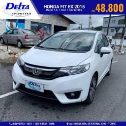 Honda Fit EX 1.5 Automatico Completo