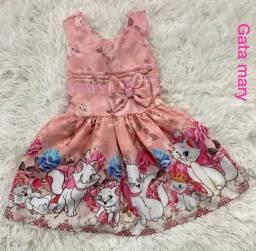 Coleção vestido princesas