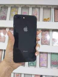 iPhone 8 Plus 64gb Preto Vitrine (Olindaimport)