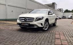 Mercedes Benz GLA 200FF Advance 1.6 TB 2016 - Blindada 3A