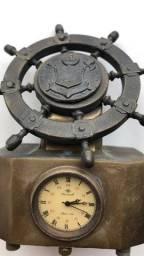 Relógio Timão em Bronze
