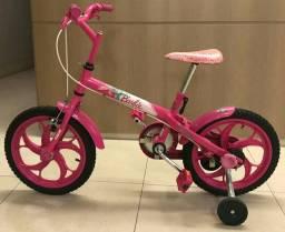 Bike barbie aro 16