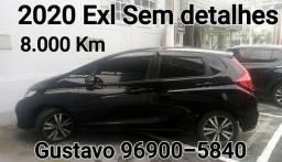 Exl 8 mil Km Garantia de fábrica Igual a zero