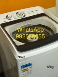 Máquina de lavar consul 12kl nova com nota fiscal e garantia