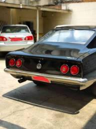 Opala de Luxo 4CC 1977 Coupê - Preto Toyota Brilhante