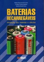 Baterias Recarregáveis - Introdução aos Materiais e Cálculos