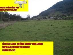 Sítio em Santo Antônio 5000m² com Arroio - Peça o Video Aéreo Pelo Whatsapp