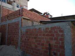 Casa duplex em construção no bairro de Vaz lobo por 85 mil!