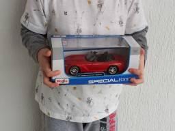 Carrinhos Miniaturas Colecionável Dodge Viper Srt-10 1:24