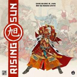 Rising Sun (Board game/jogo de tabuleiro)