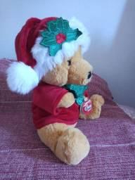 Urso de pelúcia - Natal