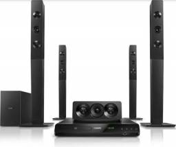Home Theather Philips - Digital 5.1<br><br>