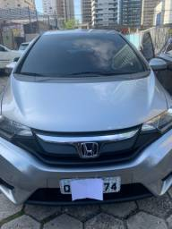 Honda/fit xl cvt * ano/modelo 2017