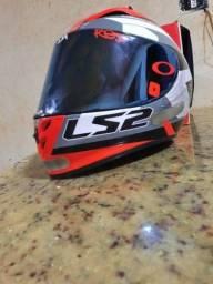 Capacete LS2 FF323 Arrow R Titanium