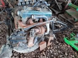 Título do anúncio: Motor Mercedes 366 L.A