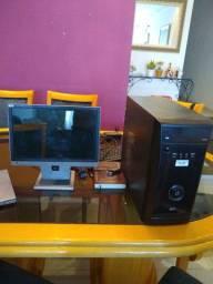 Computador + Monitor + Teclado